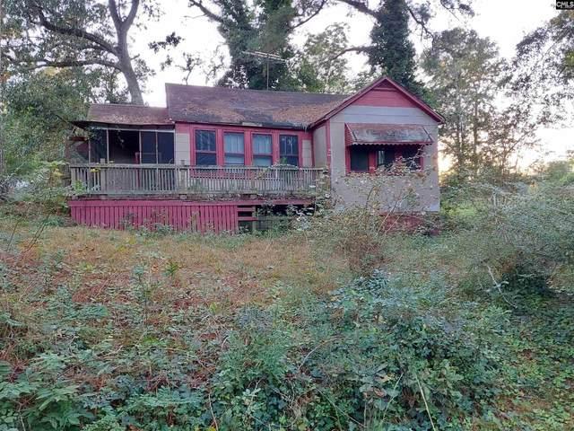 335 Adams Avenue, Batesburg, SC 29006 (MLS #528470) :: Disharoon Homes