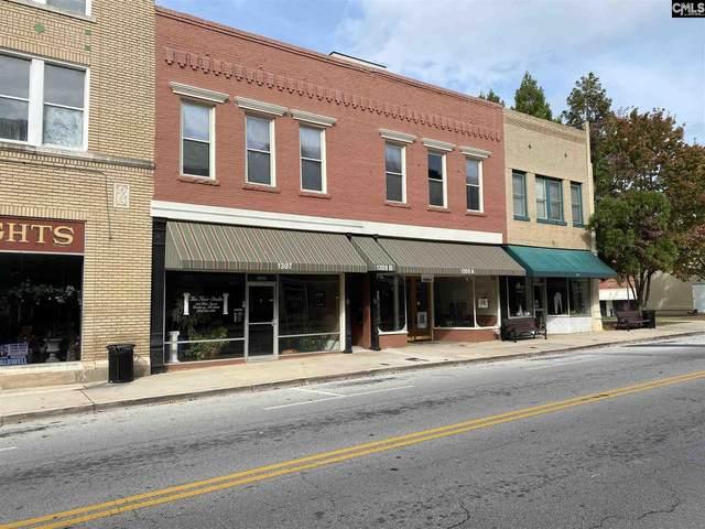 1307 & 1309 Main Street, Newberry, SC 29108 (MLS #528500) :: The Meade Team