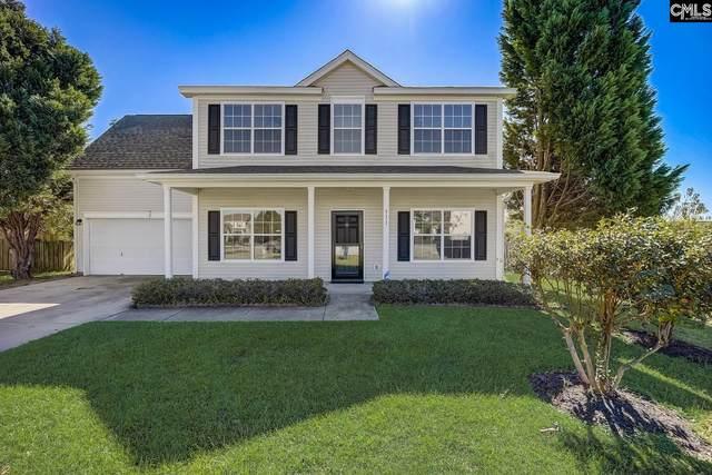 311 Long Ridge Drive, Columbia, SC 29229 (MLS #528604) :: EXIT Real Estate Consultants