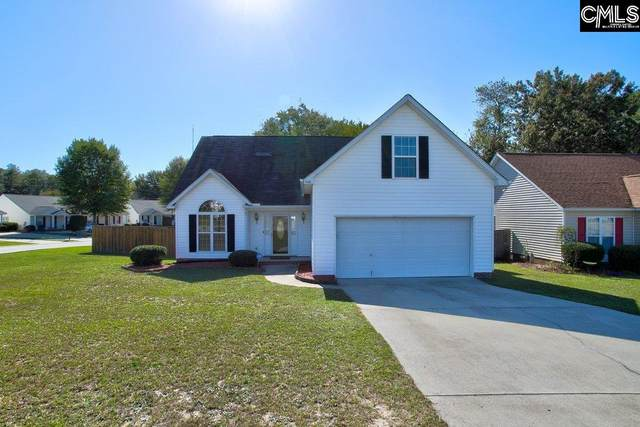 410 Providence Plantation Circle, Columbia, SC 29203 (MLS #528657) :: Jackie's Home Opportunities