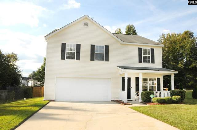 22 Coral Court, Columbia, SC 29229 (MLS #528694) :: Jackie's Home Opportunities