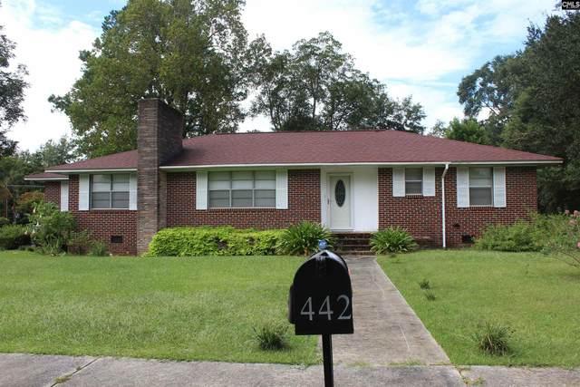 442 Chestnut Avenue, Denmark, SC 29042 (MLS #528735) :: Olivia Cooley Real Estate