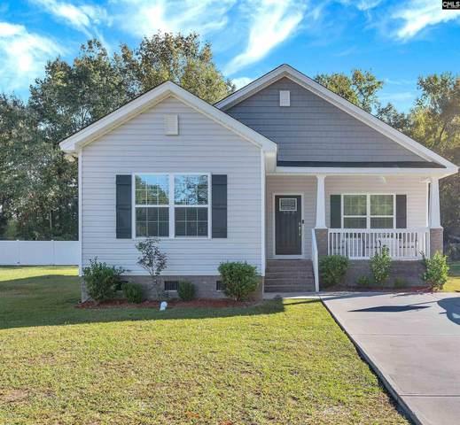 990 Oaklane Drive, Orangeburg, SC 29115 (MLS #528891) :: Olivia Cooley Real Estate
