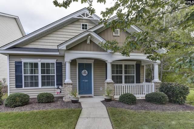 100 Sturton Drive, Lexington, SC 29072 (MLS #528892) :: Olivia Cooley Real Estate
