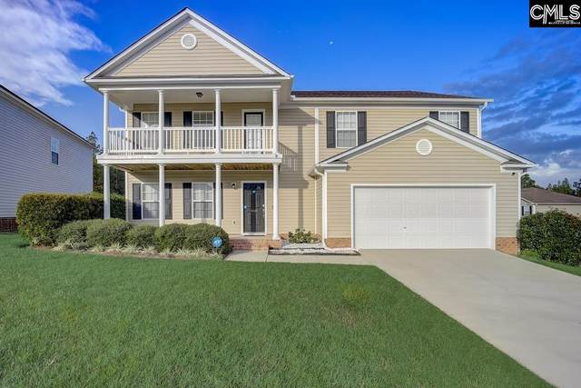 400 Indigo Ridge Drive, Columbia, SC 29229 (MLS #528919) :: The Latimore Group