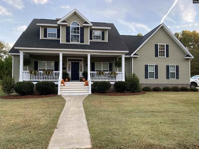 81 Precipice Road, Camden, SC 29020 (MLS #528933) :: Olivia Cooley Real Estate