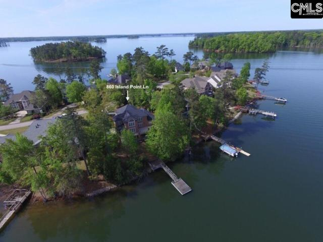 860 Island Point Lane, Chapin, SC 29036 (MLS #436677) :: Exit Real Estate Consultants