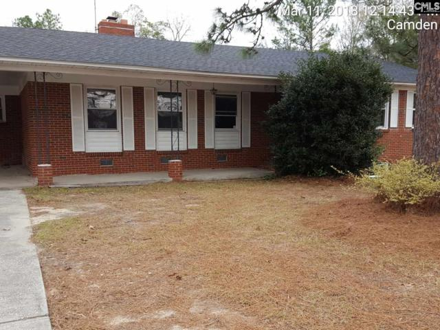 618 Old Stagecoach Road, Camden, SC 29020 (MLS #439758) :: Home Advantage Realty, LLC