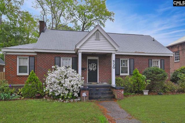 220 Sloan Street, Columbia, SC 29205 (MLS #445196) :: Home Advantage Realty, LLC