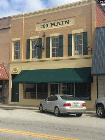 209 Main Street Street, Edgefield, SC 29824 (MLS #445880) :: RE/MAX AT THE LAKE