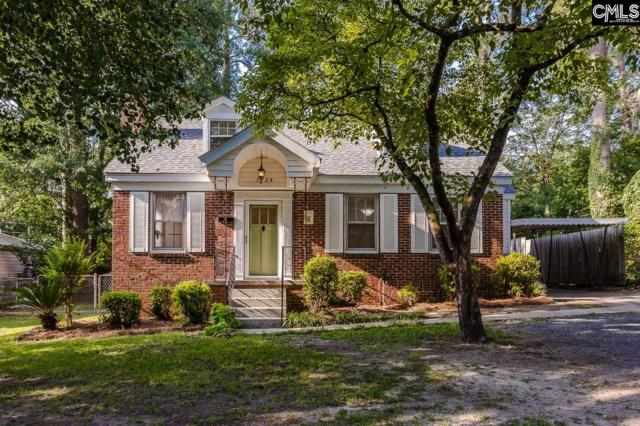 3924 Capers Avenue, Columbia, SC 29205 (MLS #452366) :: The Olivia Cooley Group at Keller Williams Realty