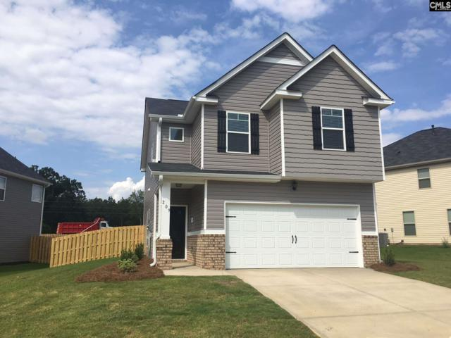 209 Bickley View Court Lot 25, Chapin, SC 29036 (MLS #453548) :: EXIT Real Estate Consultants