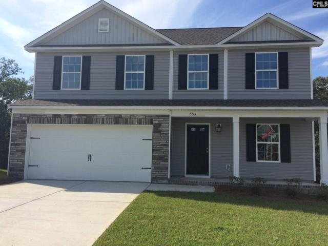 553 Teaberry Drive, Columbia, SC 29229 (MLS #453997) :: EXIT Real Estate Consultants