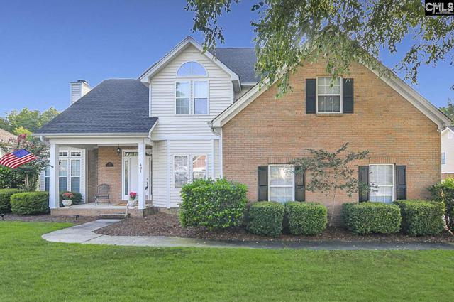 421 Jordan Way, Lexington, SC 29072 (MLS #454632) :: EXIT Real Estate Consultants