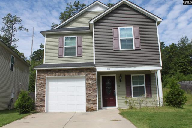 211 Thyme Circle, Columbia, SC 29223 (MLS #455144) :: RE/MAX AT THE LAKE