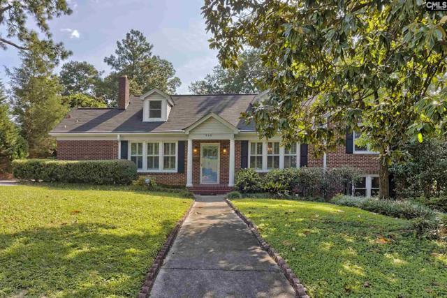 846 Arbutus Drive, Columbia, SC 29205 (MLS #455184) :: Home Advantage Realty, LLC