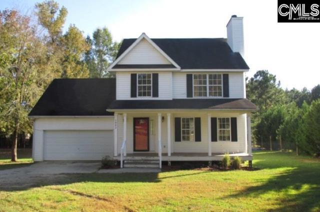 1003 Sease Road, Ridgeway, SC 29130 (MLS #455429) :: EXIT Real Estate Consultants