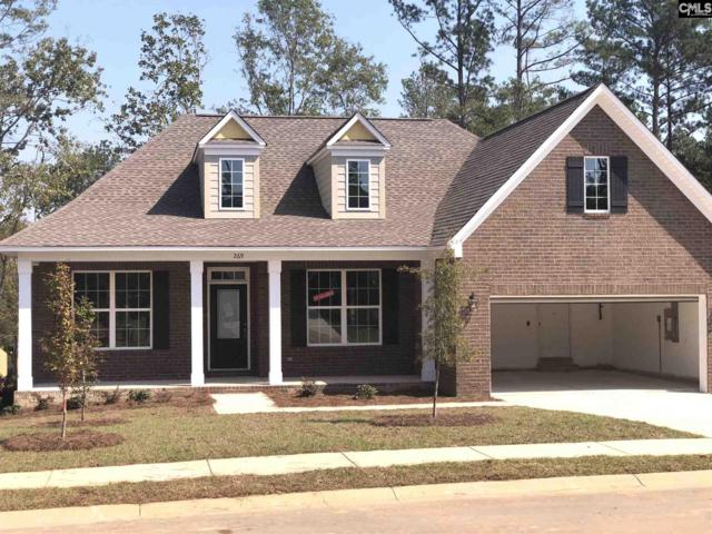 269 Cedar Hollow Lane, Irmo, SC 29063 (MLS #455960) :: The Olivia Cooley Group at Keller Williams Realty