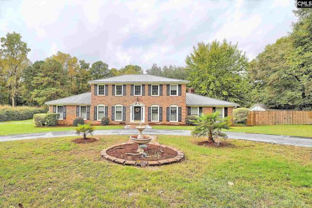 2101 Burns Lane, Camden, SC 29020 (MLS #458178) :: Home Advantage Realty, LLC