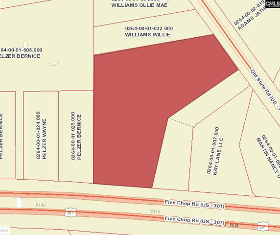 0 Five Chop Road, Orangeburg, SC 29115 (MLS #461639) :: EXIT Real Estate Consultants