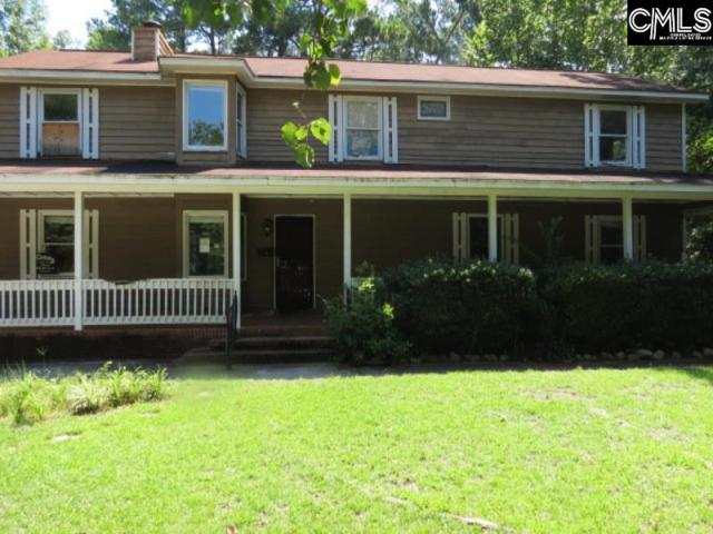 160 Whitwood Circle, Columbia, SC 29212 (MLS #468069) :: The Olivia Cooley Group at Keller Williams Realty