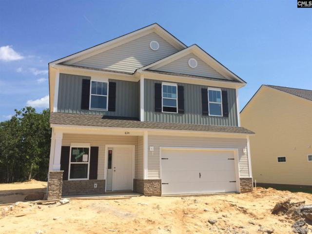 634 Teaberry (Lot 119) Drive, Columbia, SC 29229 (MLS #473125) :: Fabulous Aiken Homes & Lake Murray Premier Properties