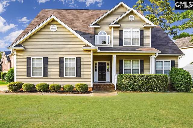 1 Waterside Court, Irmo, SC 29063 (MLS #473235) :: EXIT Real Estate Consultants