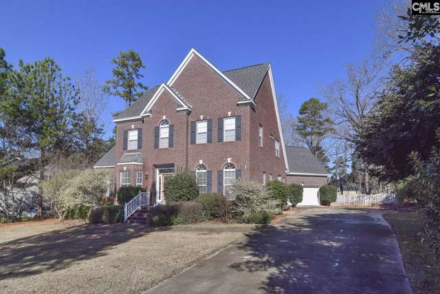 346 Poindexter Lane, Lexington, SC 29072 (MLS #474667) :: Loveless & Yarborough Real Estate