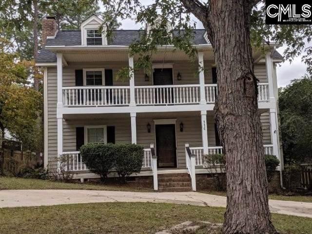 110 Sweetgum Drive, Cayce, SC 29033 (MLS #476311) :: Home Advantage Realty, LLC