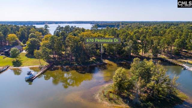 670 Peninsula Drive, Prosperity, SC 29127 (MLS #480482) :: The Olivia Cooley Group at Keller Williams Realty