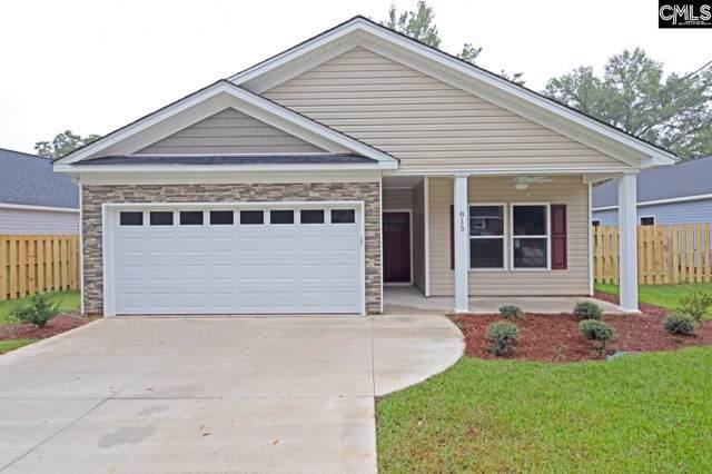 815 Poplar Street, Cayce, SC 29033 (MLS #480955) :: Loveless & Yarborough Real Estate