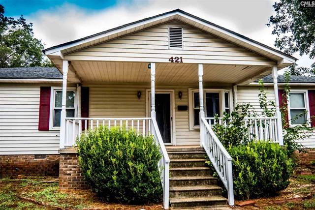 421 Crosson Street, Newberry, SC 29108 (MLS #481985) :: EXIT Real Estate Consultants
