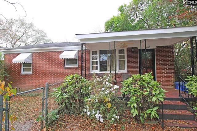 1105 Chevis Street, Columbia, SC 29205 (MLS #483193) :: Fabulous Aiken Homes & Lake Murray Premier Properties