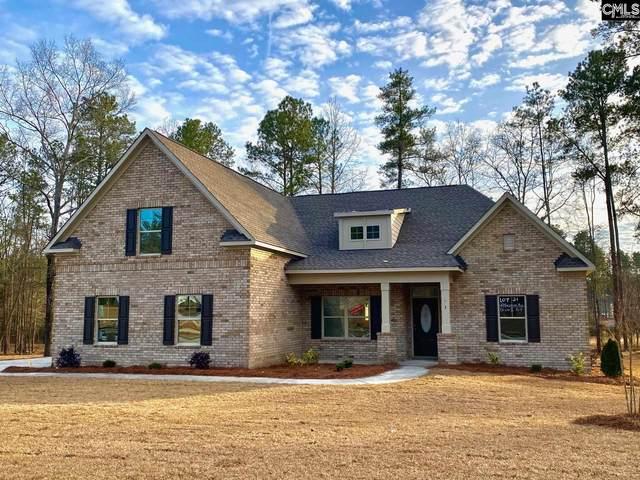 23 Preserve Avenue, Camden, SC 29020 (MLS #484317) :: Loveless & Yarborough Real Estate