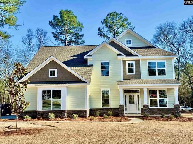 9 Preserve Avenue, Camden, SC 29020 (MLS #484421) :: Loveless & Yarborough Real Estate