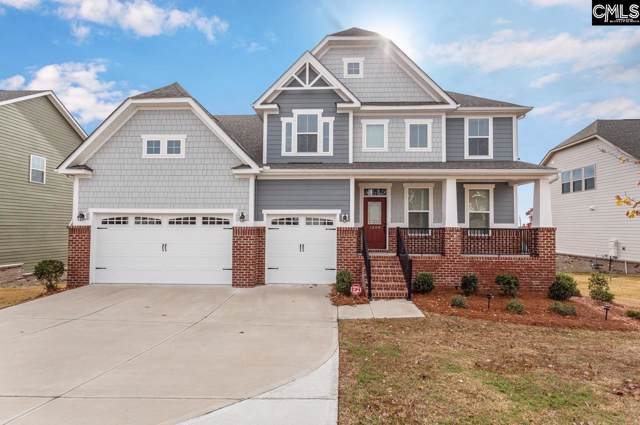 1308 Beechfern Circle, Elgin, SC 29045 (MLS #484983) :: Loveless & Yarborough Real Estate