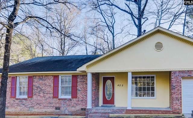 425 Harleston Road, Irmo, SC 29063 (MLS #485541) :: EXIT Real Estate Consultants