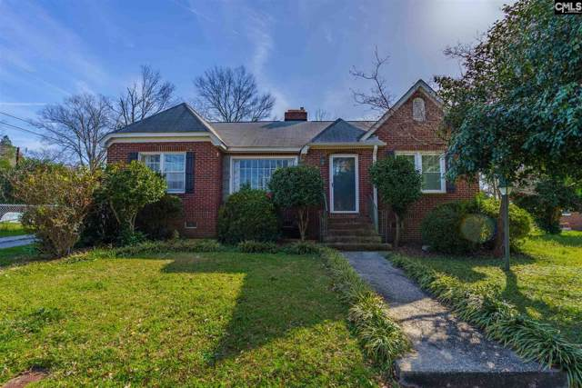 806 Florence Street, Columbia, SC 29201 (MLS #486499) :: Loveless & Yarborough Real Estate