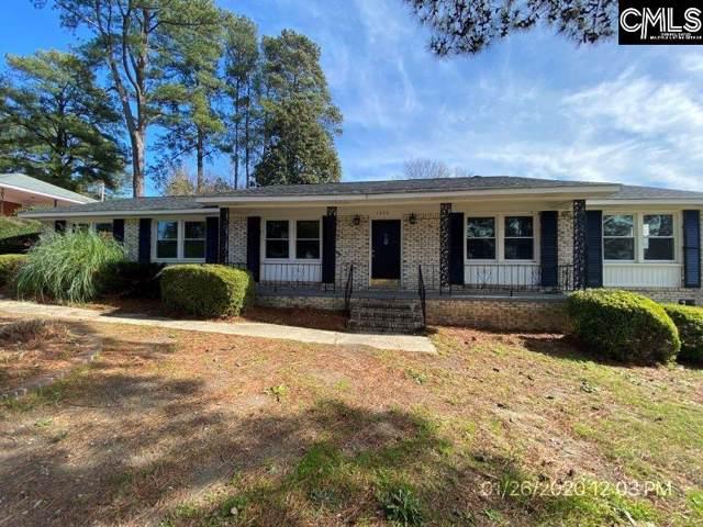 1600 Luster Lane, Columbia, SC 29210 (MLS #486838) :: Fabulous Aiken Homes & Lake Murray Premier Properties