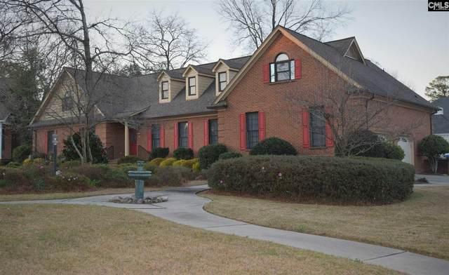 1 Old Trace Court, Columbia, SC 29209 (MLS #489035) :: Fabulous Aiken Homes & Lake Murray Premier Properties