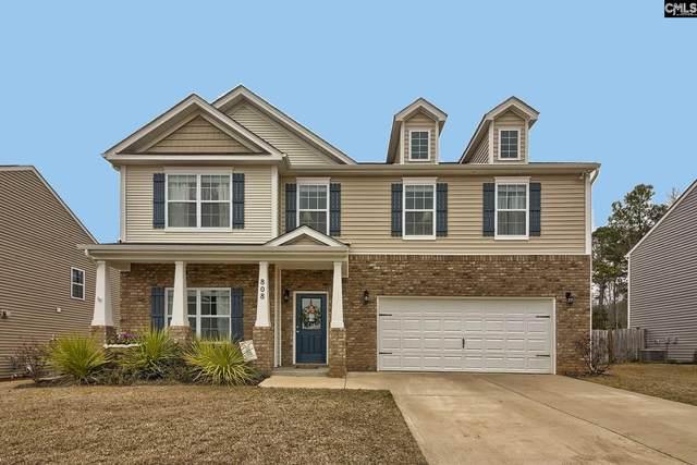 808 Sunseeker Drive, Chapin, SC 29036 (MLS #490351) :: Fabulous Aiken Homes & Lake Murray Premier Properties