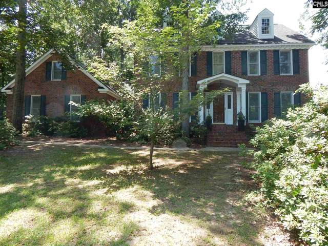265 Mooring Lane, Lexington, SC 29072 (MLS #491816) :: Fabulous Aiken Homes