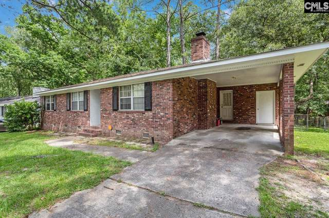 1842 St. Michaels Road, Columbia, SC 29210 (MLS #494181) :: The Olivia Cooley Group at Keller Williams Realty