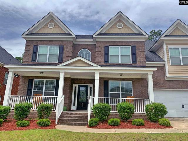 468 Bunting Drive, Columbia, SC 29229 (MLS #494660) :: The Olivia Cooley Group at Keller Williams Realty