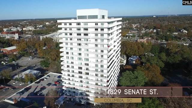 1829 Senate Street 17A, Columbia, SC 29201 (MLS #494762) :: Home Advantage Realty, LLC