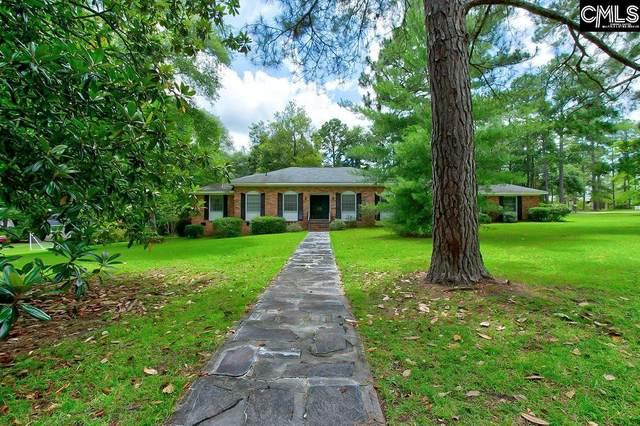 2107 Burns Lane, Camden, SC 29020 (MLS #495353) :: EXIT Real Estate Consultants