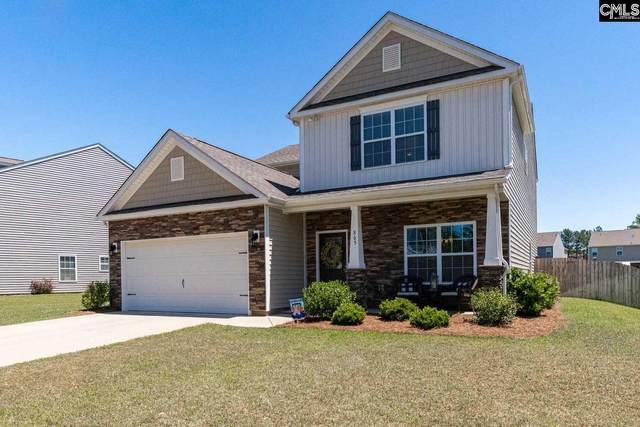 865 Sunseeker Drive, Chapin, SC 29036 (MLS #495445) :: Fabulous Aiken Homes