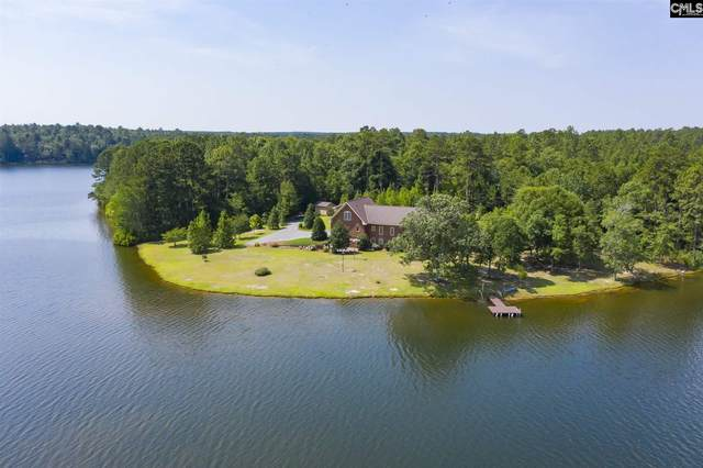 741 Edisto Lake Road, Aiken, SC 29164 (MLS #496125) :: Loveless & Yarborough Real Estate
