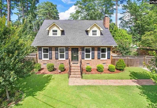 4703 Buckingham Circle, Columbia, SC 29205 (MLS #497040) :: Fabulous Aiken Homes