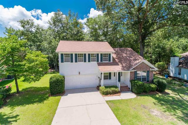 222 Beckworth Lane, Irmo, SC 29063 (MLS #498143) :: Realty One Group Crest